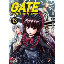 GATE - AU-DELÀ DE LA PORTE - TOME 13