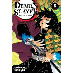 DEMON SLAYER - KIMETSU NO YAIBA - TOME 5
