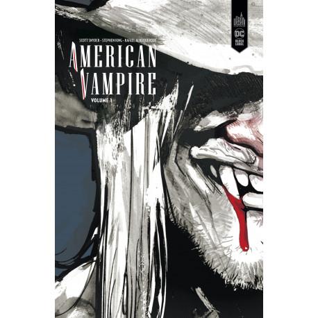 AMERICAN VAMPIRE INTÉGRALE - EDITION BLACK LABEL  - TOME 1