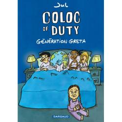 COLOC OF DUTY - 1 - GÉNÉRATION GRETA