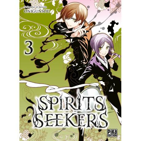 SPIRITS SEEKERS T03