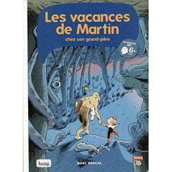 VACANCES DE MARTIN (LES) - LES VACANCES DE MARTIN CHEZ SON GRAND-PÈRE