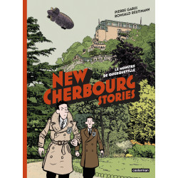 NEW CHERBOURG STORIES - 1 - LE MONSTRE DE QUERQUEVILLE