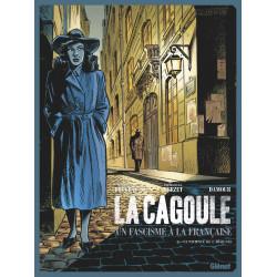 LA CAGOULE - TOME 02 - LA PATIENCE DE L'ARAIGNÉE