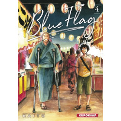 BLUE FLAG - TOME 4