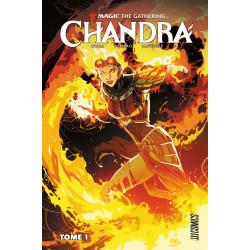 MAGIC : THE GATHERING - CHANDRA, T1 : LES FANTÔMES DE RAVNICA