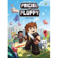 FRIGIEL ET FLUFFY T08 - AU BOUT DU MONDE - MINECRAFT