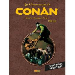 CHRONIQUES DE CONAN (LES) - 26 - 1988 (II)