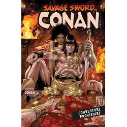 SAVAGE SWORD OF CONAN - 2 - CONAN LE JOUEUR