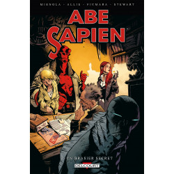 ABE SAPIEN - 7 - LE BRASIER SECRET