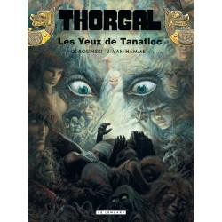 THORGAL - 11 - LES YEUX DE TANATLOC
