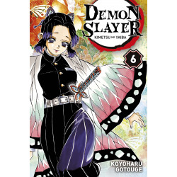 DEMON SLAYER - KIMETSU NO YAIBA - TOME 6