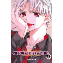 CHOCOLATE VAMPIRE - TOME 4
