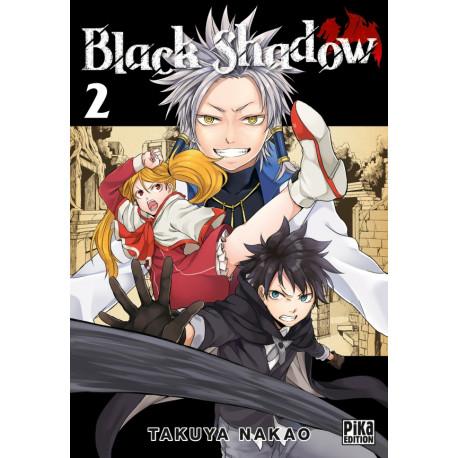 BLACK SHADOW - TOME 2