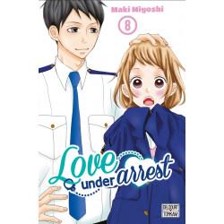 LOVE UNDER ARREST - TOME 8