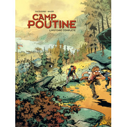 CAMP POUTINE - ÉCRIN VOLUMES 01 ET 02