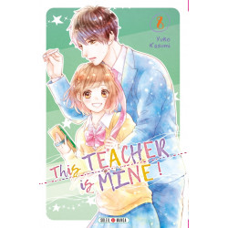 THIS TEACHER IS MINE ! - TOME 8