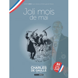 CHARLES DE GAULLE - VOLUME 04 - JAQUETTE SPÉCIALE POUR LES 80 ANS DE LA LIBÉRATION