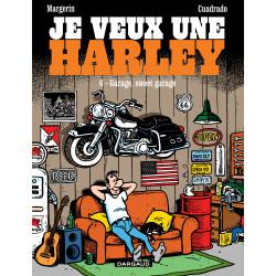 JE VEUX UNE HARLEY - 6 - GARAGE, SWEET GARAGE