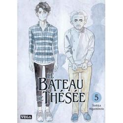 LE BATEAU DE THÉSÉE - TOME 5