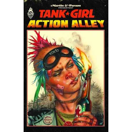 TANK GIRL - 12 - ACTION ALLEY