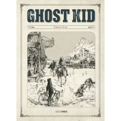 GHOST KID - ÉDITION NOIR ET BLANC