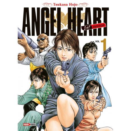 ANGEL HEART SAISON 1 T01 (NOUVELLE ÉDITION)