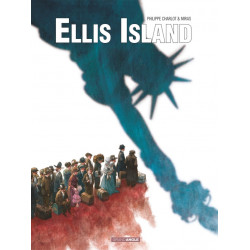 ELLIS ISLAND - 1 - BIENVENUE EN AMÉRIQUE !