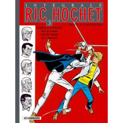 RIC HOCHET (INTÉGRALE) - TOME 3