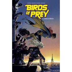 BIRDS OF PREY REBIRTH - TOME 3