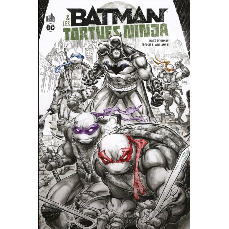 BATMAN & LES TORTUES NINJA ÉDITION LIMITÉE - TOME 0