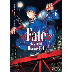 FATE-STAY NIGHT [HEAVEN'S FEEL] - TOME 6